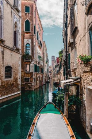 Viaja al lugar más romántico de Europa: ¡Venecia!